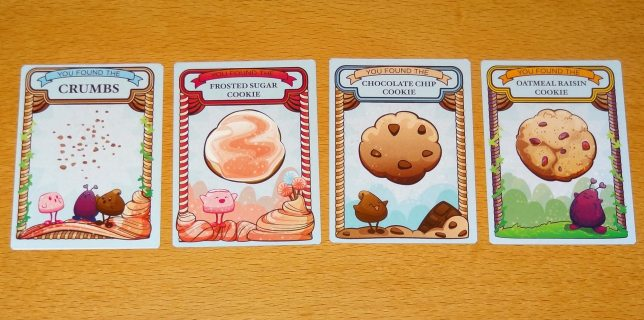 Who Stole Cookie cards