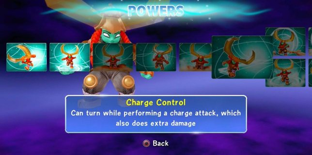 Skylanders Trap Team Upgrades