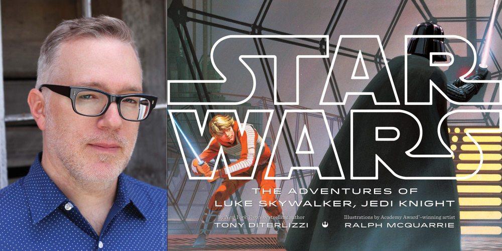 Tony DiTerlizzi, Star Wars cover