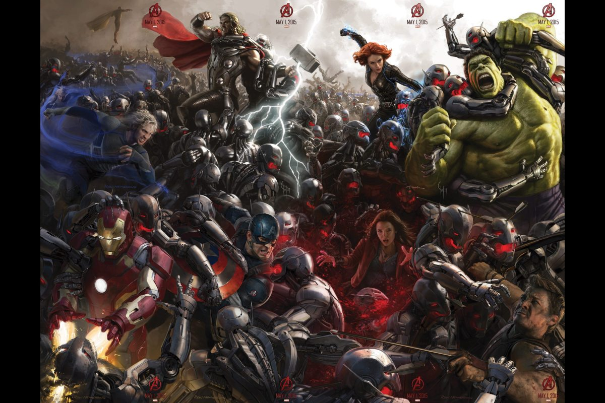 Teaser Trailer for Avengers: Age of Ultron