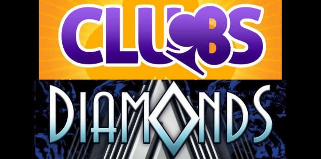 Clubs and Diamonds