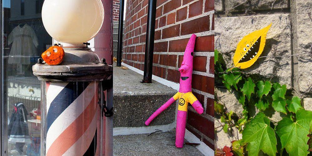 Friendly Street Art