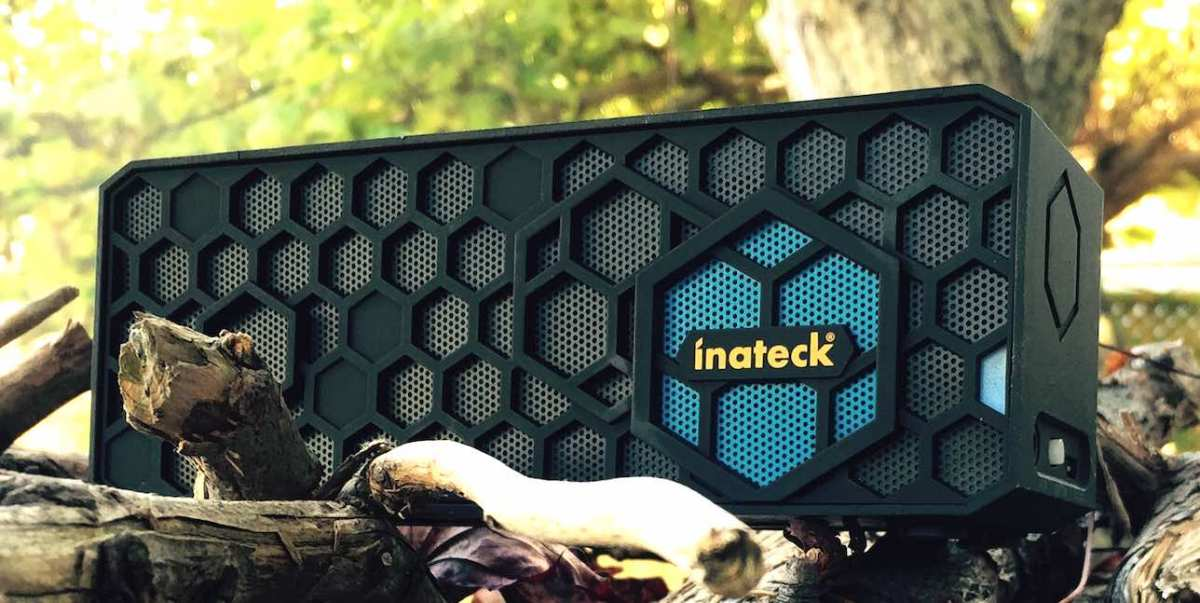 GeekDad Review: Inateck BTSP-10 Bluetooth Speaker