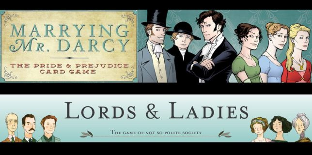 Marrying Mr. Darcy and Lords & Ladies