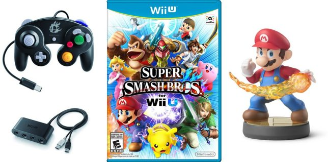 10 Things Parents Should Know About <cite>Super Smash Bros. for Wii U</cite>