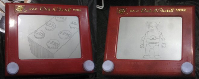 Etch-sketches