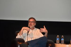 Director Gary Rydstrom talks about Strange Magic. Photo courtesy of Merlot Mommy