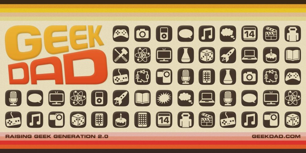 GeekDad Needs Your Help – Support Us on Patreon