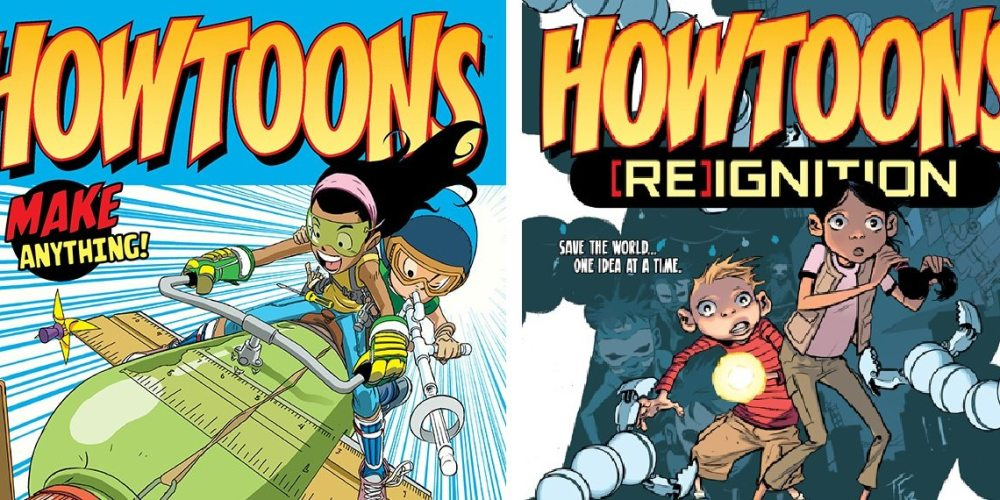 Howtoons_covers2