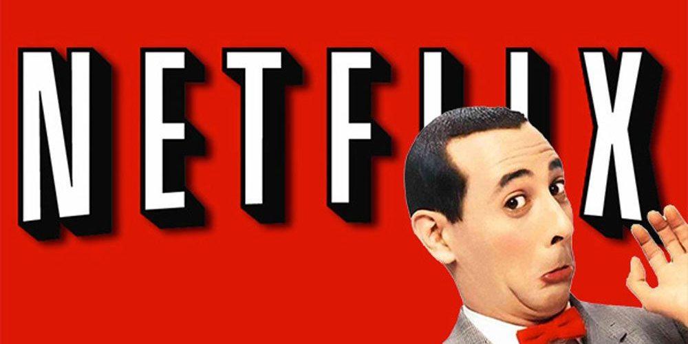 Pee-wee Herman movie to premiere on Netflix