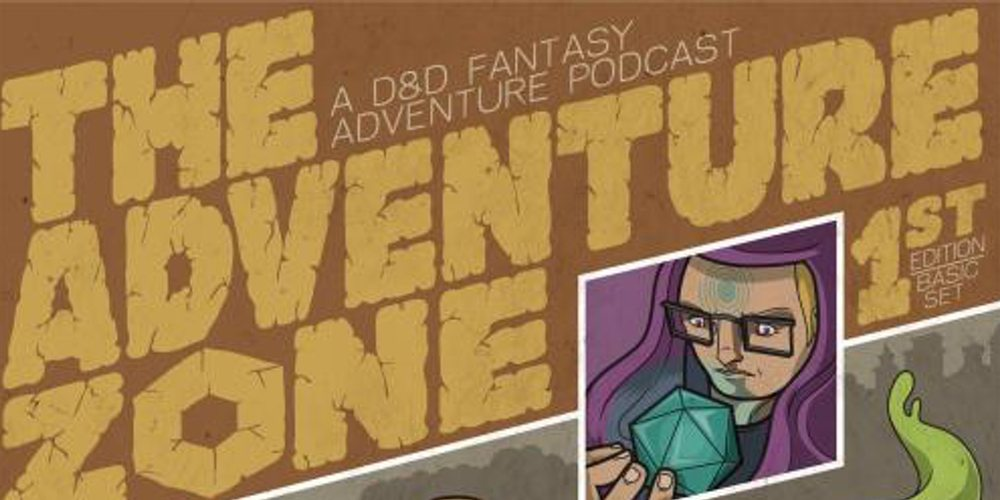 The Adventure Zone Podcast