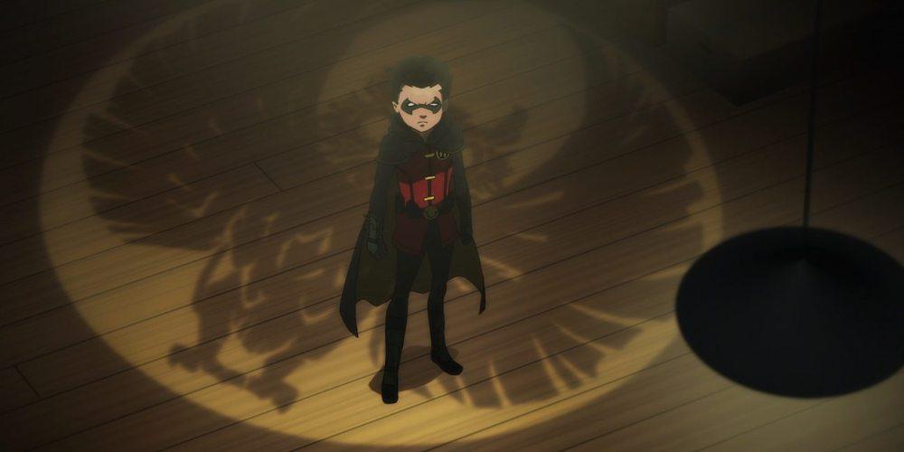BvR-Robin in spotlight