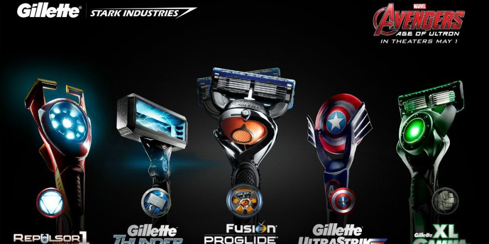 GilletteAvengers_feat