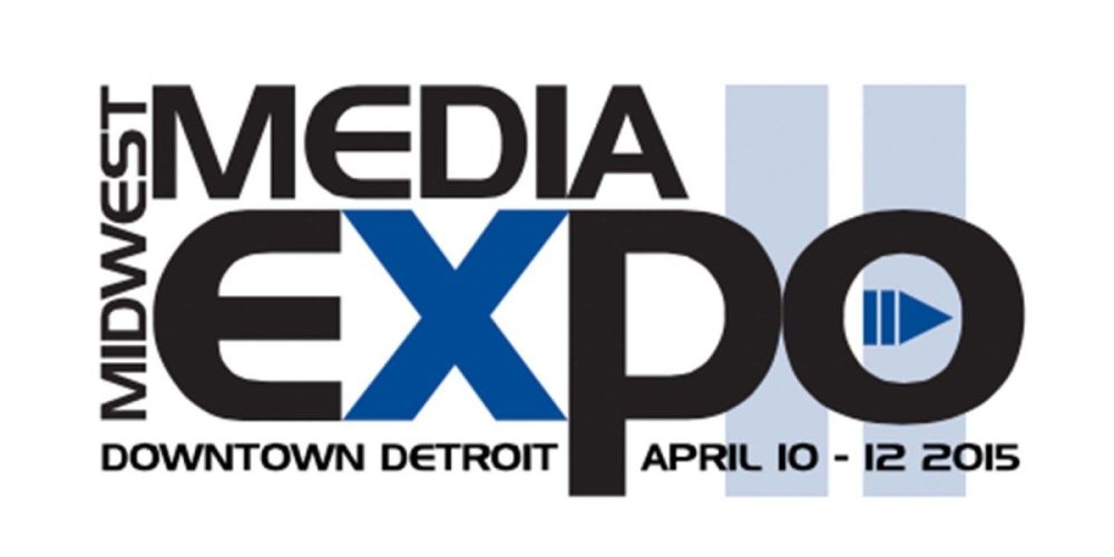 The logo for the Midwest Media Expo