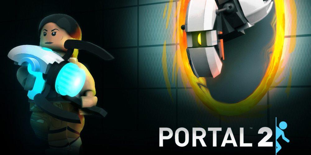 Portal LEGO Minifigure