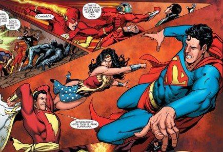 This is fun? News to me. Copyright: DC Comics.