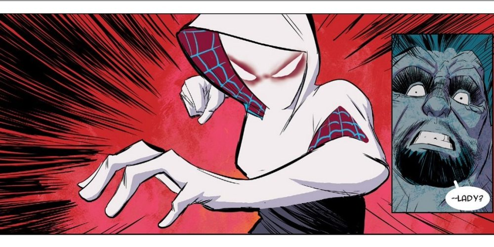 SpiderGwenfeatured