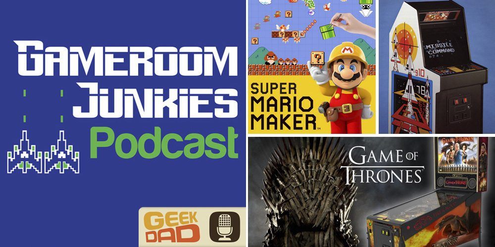 Gameroom Junkies Podcast Episode 55