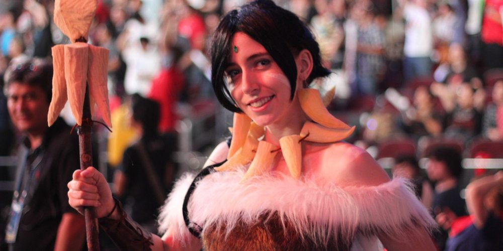 Any excuse for League of Legends cosplay...Image: Flickr/artubr cc license