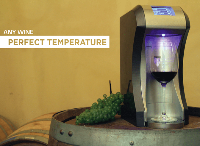 Cryos Wine Chiller