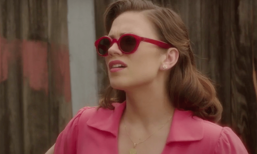 I want that blouse. And those sunglasses. Image via ABC/Disney