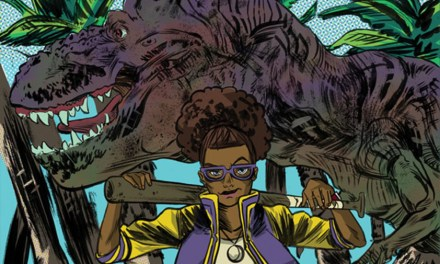 Comic Book Review: Fight Like A Girl, Issue 1