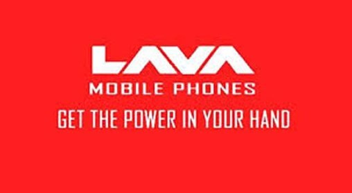 Lava Mobile Red Logo