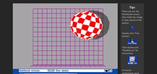 Amiga emulator for Chrome