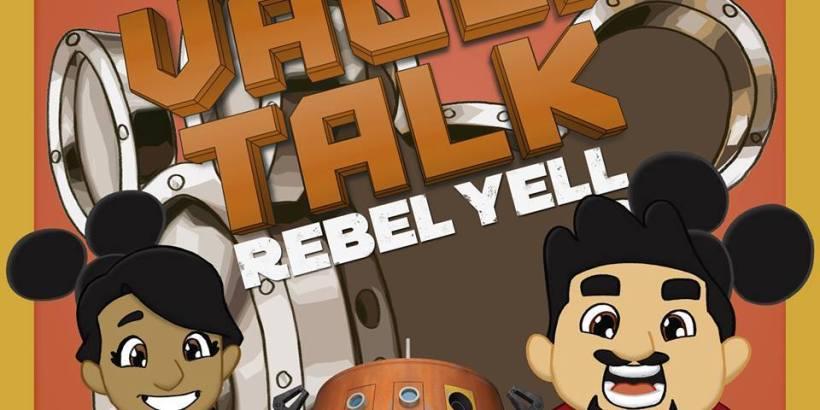 Rebel Yell Logo