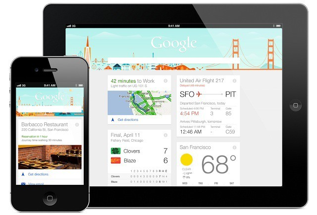 Google Now for Windows & Mac