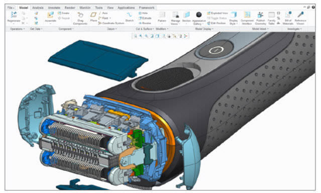12 best free cad software to download in 2016 for Free technical drawing software for windows 7