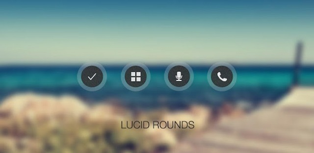 lucidrounds android icons