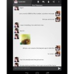 Nexus 7 Tip: Sending SMS Messages