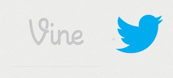 vine and twitter