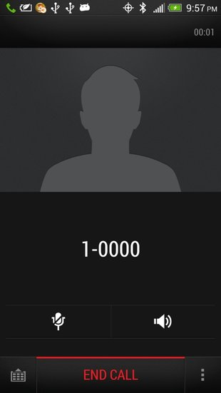 HTC sense 5 caller id