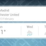 Google Now Updated, Widgets Included