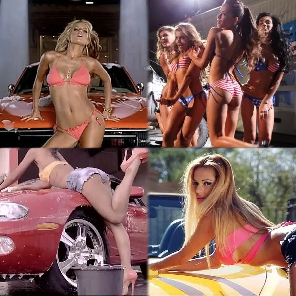 Top 15 Sexiest Car Wash Music Videos of All Time