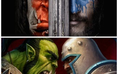Awesome Warcraft Movie Trailer With Warcraft II Game Sounds