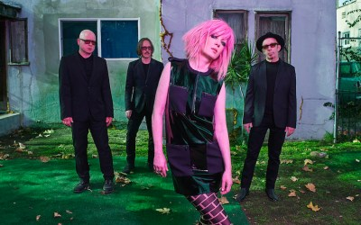 Garbage Releases New Single 'Empty' From Upcoming 'Strange Little Birds' Album