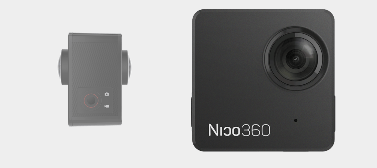 Nico 360 degree Camera