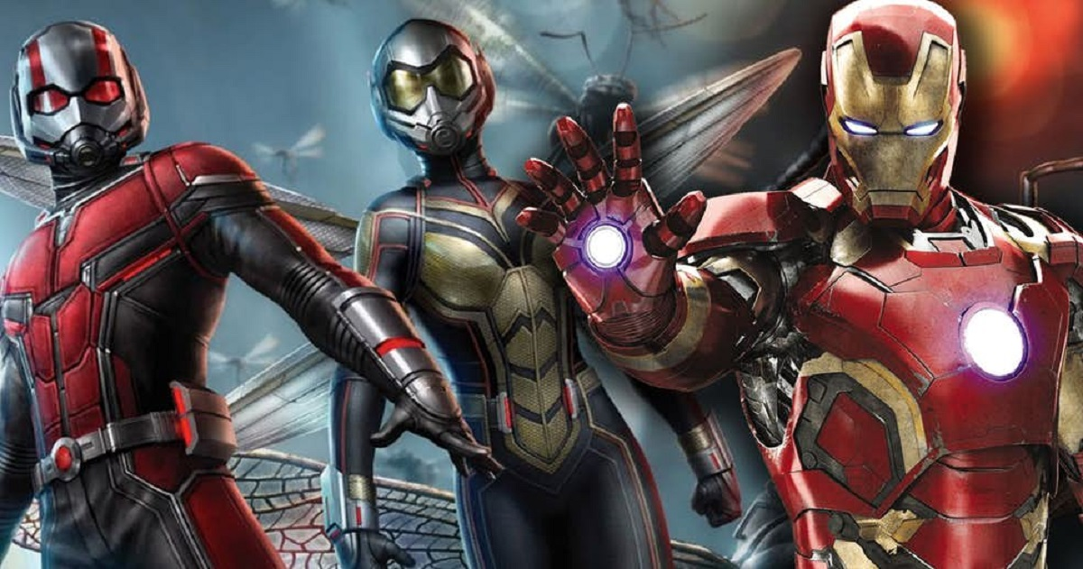 Revealed  Iron Man 2 Had Ant Man And The Wasp Easter Egg   GEEKS ON     Revealed  Iron Man 2 Had Ant Man And The Wasp Easter Egg