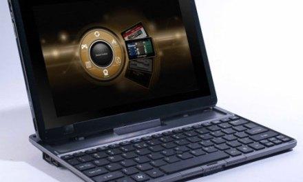 MWC 2011: Acer presentó la ICONIA  W500, lo mejor de una PC y de una Tablet