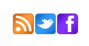 Cómo agregar íconos de redes sociales a tu blog de WordPress