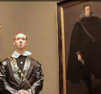 Rey Felipe IV de España regresó de la tumba a firmar autógrafos [Humor] [Vídeo]