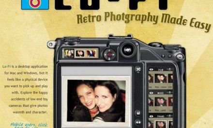 Lo-fi: fotografía retro en un solo click