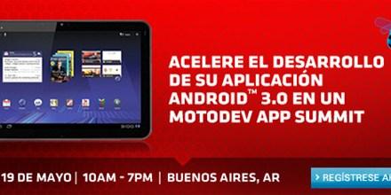 Ultimo día de inscripcion para desarrolladores Android / Motodev / ARG