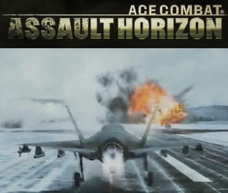 Trailer de Ace Combat: Assault Horizon [Video]