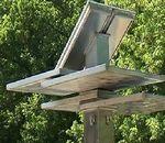 Primer cargador solar público de teléfonos #Vídeo