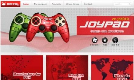 ZONE EVIL estrena nueva web de Audio y Periféricos Gaming