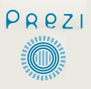 Prezi ofrece templates pre-configurados y app para iPad